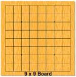 9x9 board